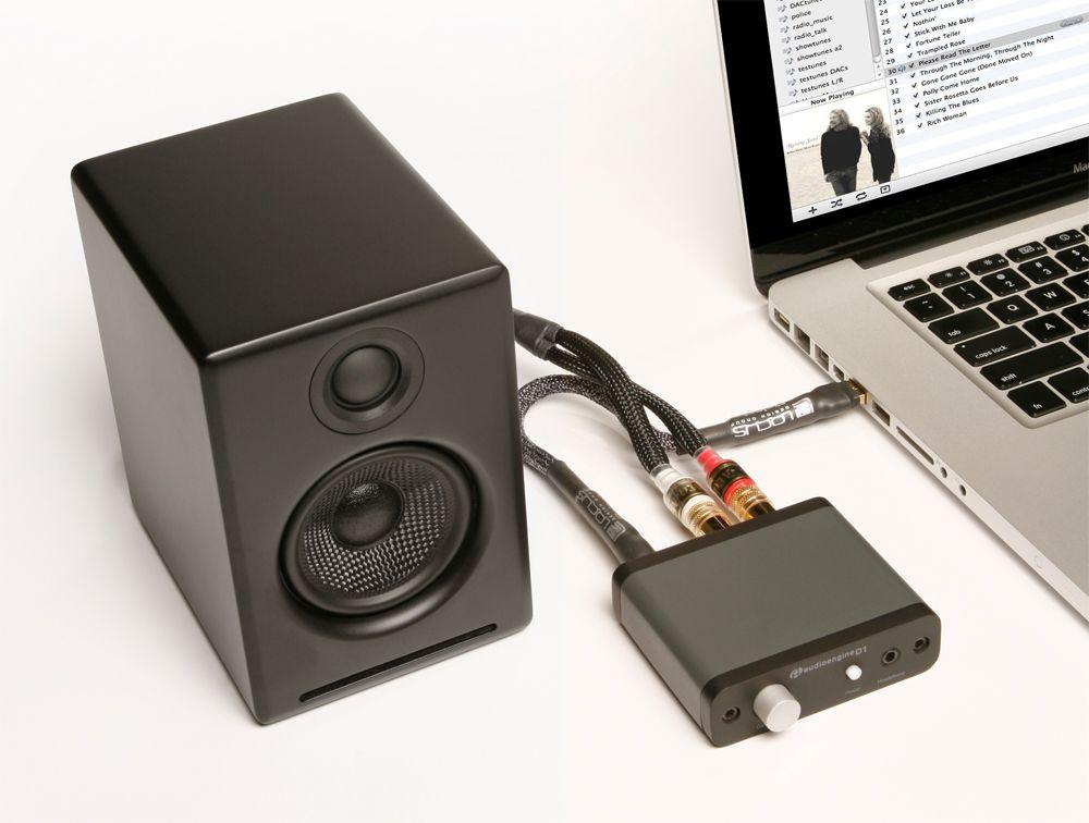 Audioengine Audioengine D1-Premium 24 bit Digital-to-Analog Converter (DAC)