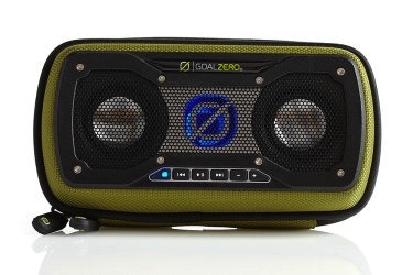 Goal Zero Goal Zero Rock Out 2 Solar Powered Bluetooth Speaker (Green)