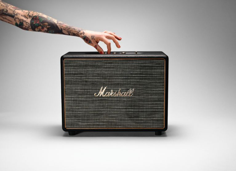 Marshall Marshall Woburn Bluetooth Speaker - Black