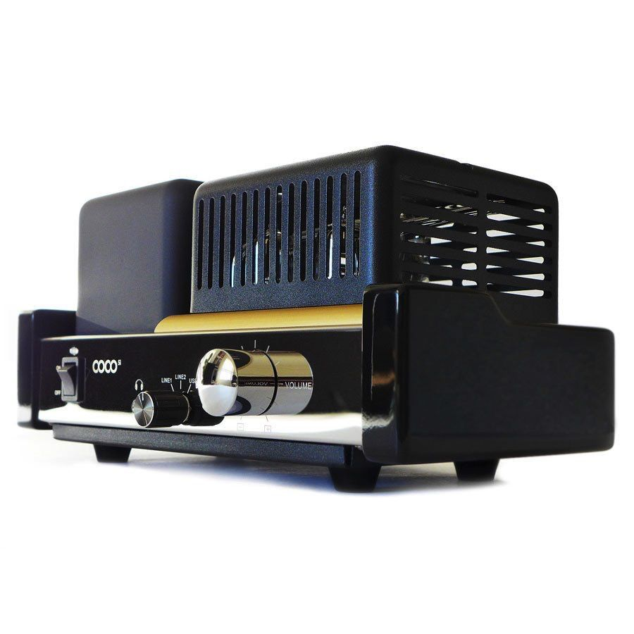 Well Rounded Sound Well Rounded Sound C5i Hybrid Tube Amp