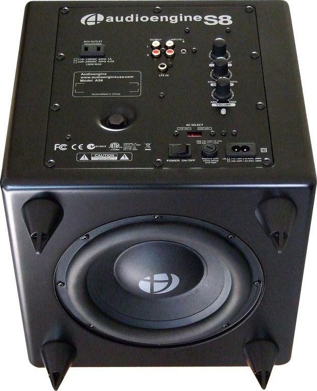 Audioengine Audioengine AS8 Powered Subwoofer