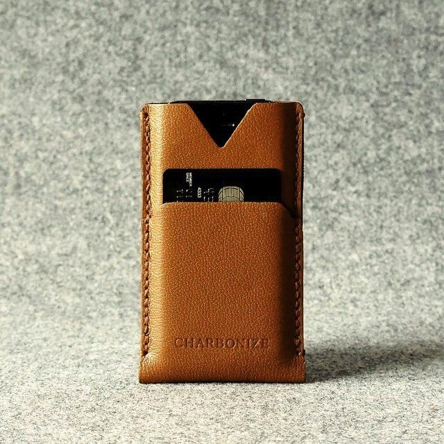 Charbonize Charbonize iPhone 5/5s Wallet