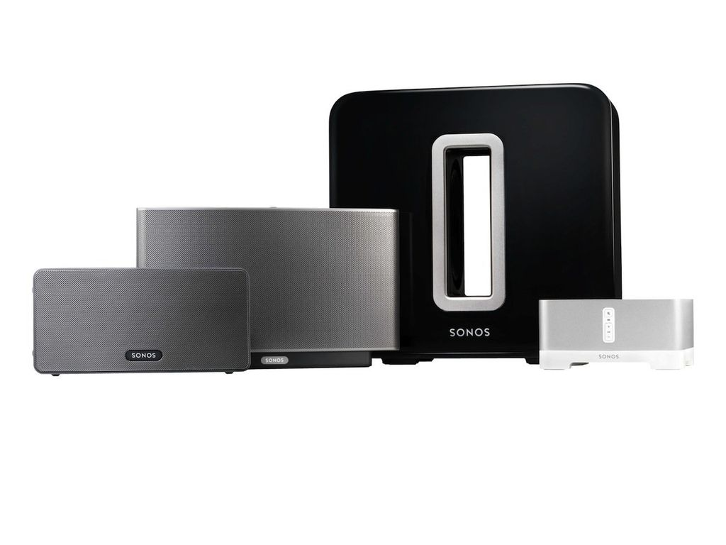 Sonos SONOS SUB: Soul-shaking sound. Heart-pounding design. One-button setup.