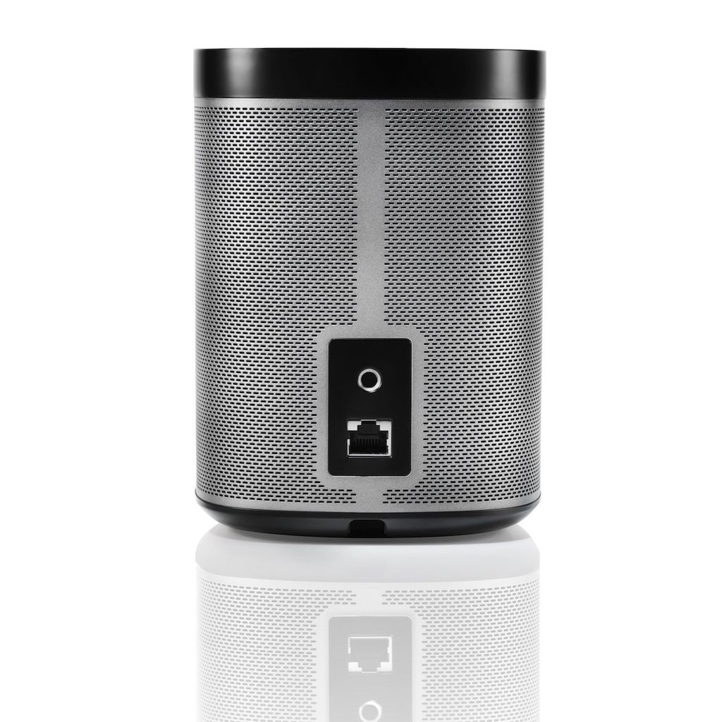 Sonos SONOS PLAY:1 Compact Smart Speaker for Streaming Music (Black)