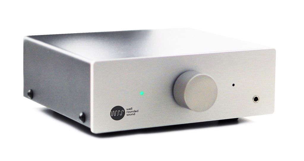 Well Rounded Sound Well Rounded Sound MXBL Desktop Amplifier
