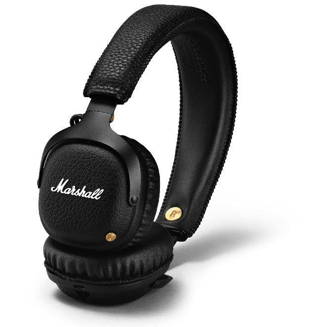 Marshall Marshall MID Bluetooth On-Ear Headphones, Black
