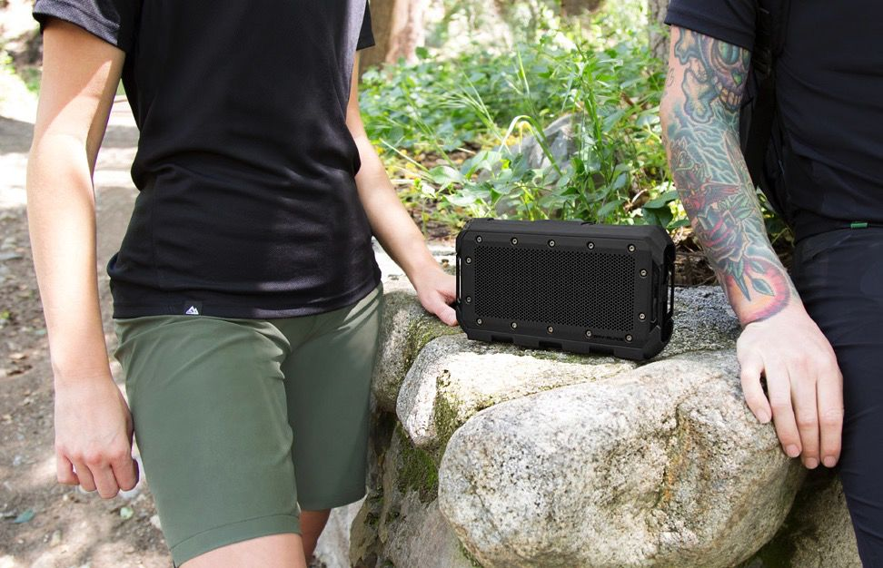 Braven Braven BRV-BLADE Portable Wireless Speaker - Black