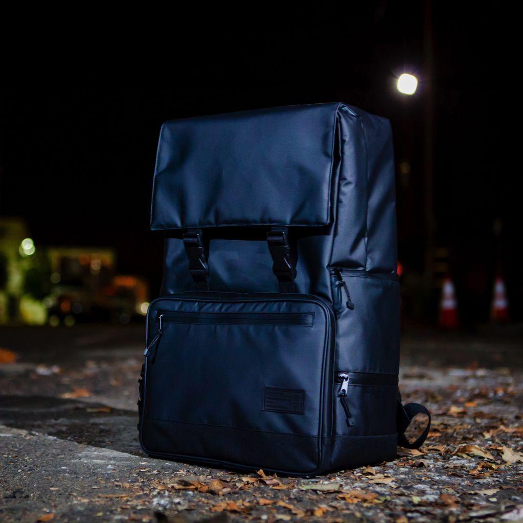 HEX HEX DSLR Backpack, Raven Black