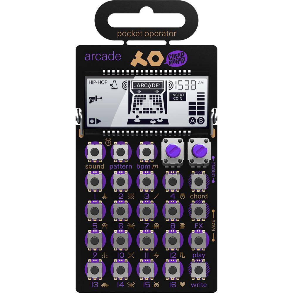 Teenage Engineering Teenage Engineering Pocket Operator