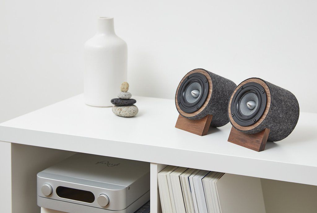 Well Rounded Sound Well Rounded Sound Jack Terrier 2 Speaker Pair