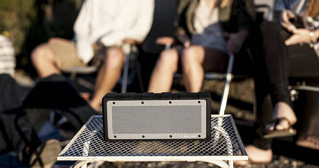 Braven Braven BRV-HD Portable Wireless Speaker - Black