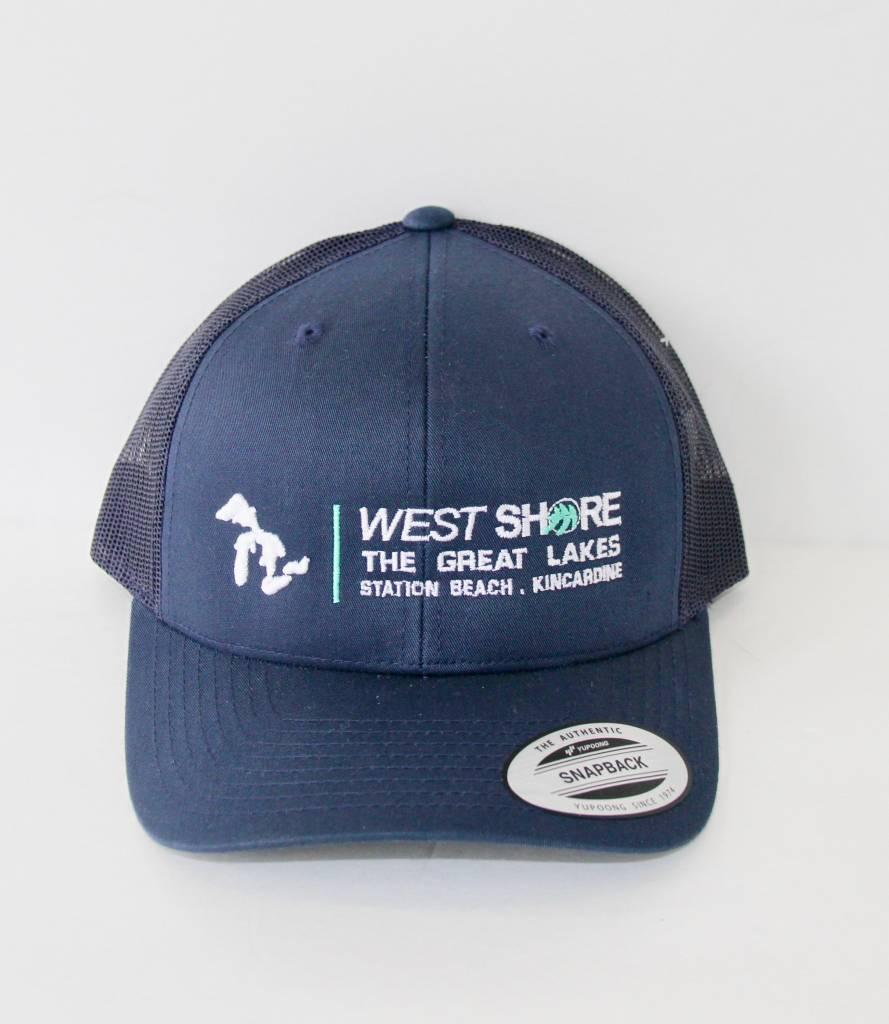 WEST SHORE WEST SHORE MESH BACK