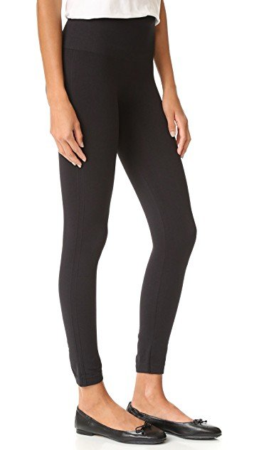 """ONLY ACCESSORIES Spanx """"Look At Me Now"""" Seamless Leggings"""