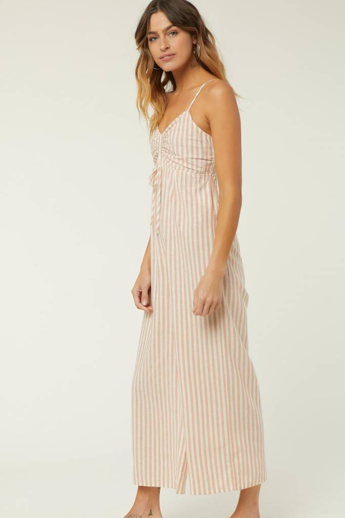0d624aa9ae5 ANABELLA STRIPE JUMPSUIT - West Shore Clothing Shop