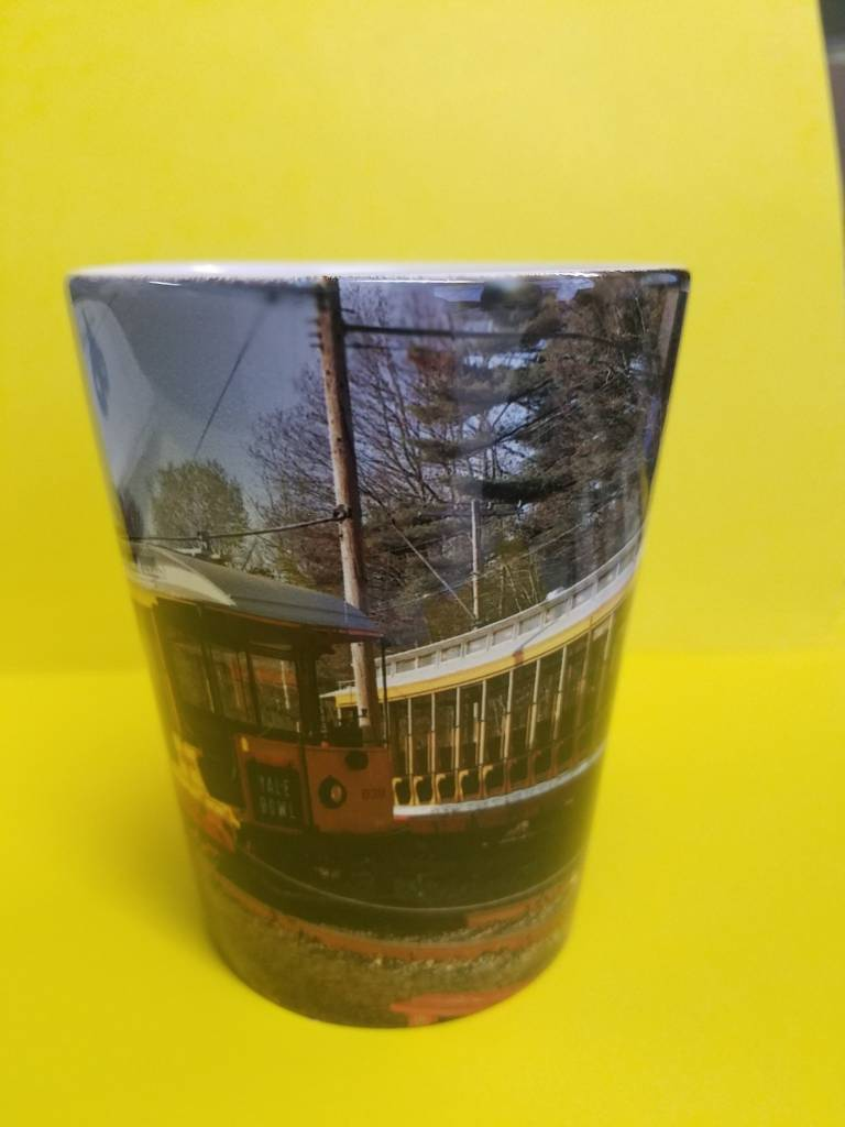 Custom 12oz Latte Mug  Car 303 & 838