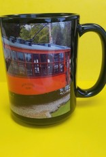 Custom 15oz Car 5821 Black Mug