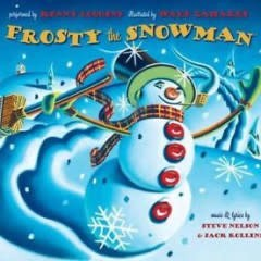 FROSTY THE SNOWMAN **Signed by Illustrator