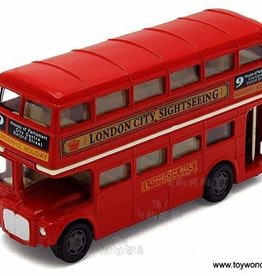 London Closed Double Decker Bus 76002