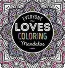 Bendon Adult Coloring Book Mandalas