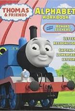Thomas & Friends Alphabet Workbook: Letter Recognition, Capital & Lowercase LettersThomas Alphabet Workbook