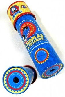 Thomas Train Tin Toy Kaleidoscope