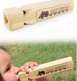 Wooden Train Whistle Large Deluxe