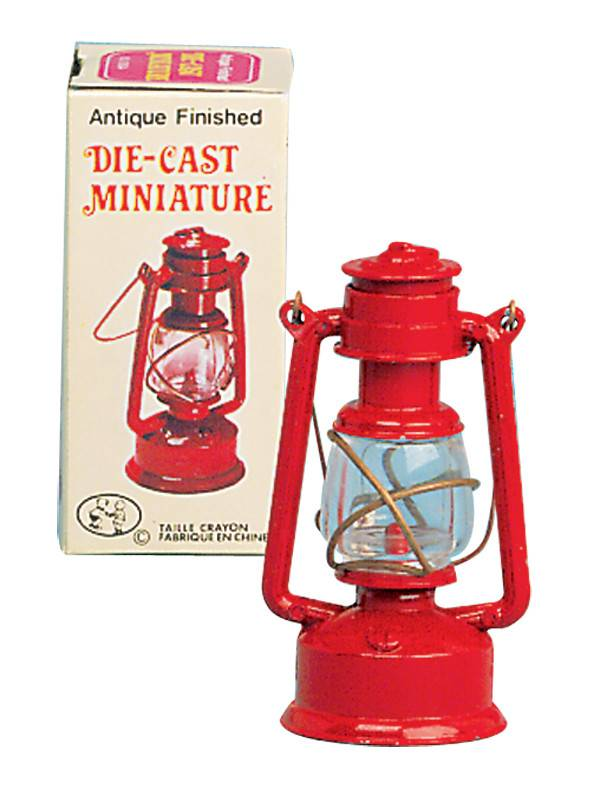 Red Lantern Sharpener