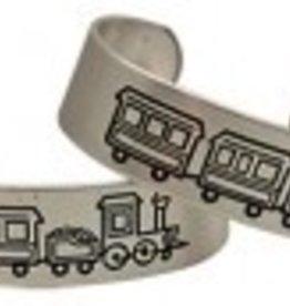 Train Cuff Bracelet, Child