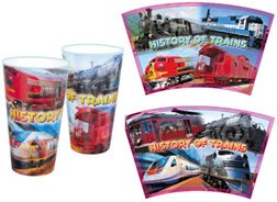 History of Trains Cup
