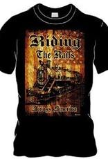 Riding The Rails T-Shirt Colr/Size