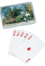 Steam Engine Cards Plastic Case
