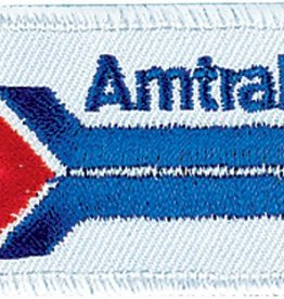 Iron On Amtrak Patch