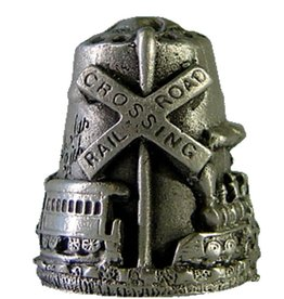Pewter Rail Thimble