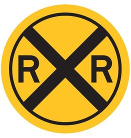 Charles Products RR Crossing Mouse Pad