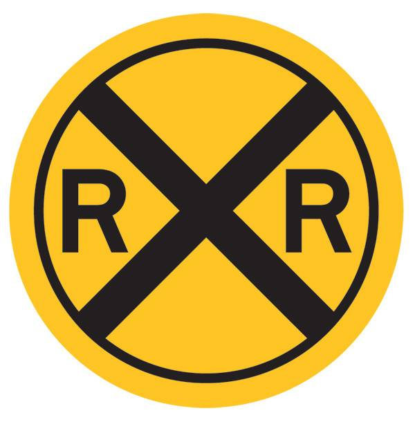 RR Crossing Mouse Pad