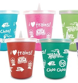Charles Products Toddler Juice Cup Trains