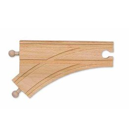 "Melissa & Doug 6"" Curved Switch Track M ""MALE"