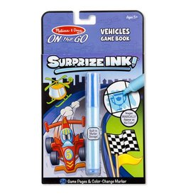 Melissa & Doug SuprizeINK! Vehicles