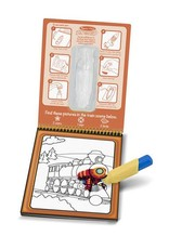 Melissa & Doug On the Go Water Wow - Vehicles