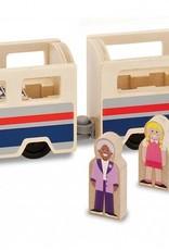 Melissa & Doug Passenger Train