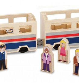 Melissa & Doug Passenger Train