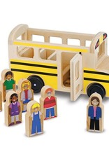 Classic Toy School Bus