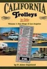 California Trolleys IC Vol. 1 - $20 Off