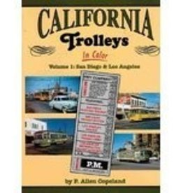 California Trolleys IC Vol. 1 - $20 Off