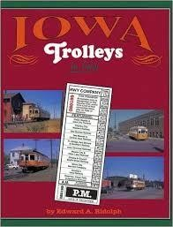 Iowa Trolleys In Color SOLD AT COST