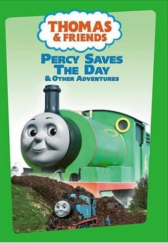 Thomas and Friends Percy Saves The Day