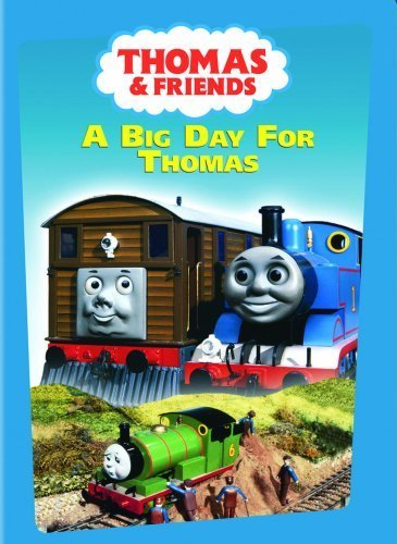 Thomas and Friends Thomas and Friends A Big Day For Thomas
