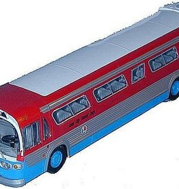 GM 5301 Fishbowl US54404 Lionel City Transit Corp