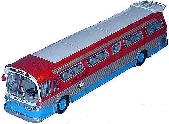 Lionel GM 5301 Fishbowl US54404 Lionel City Transit Corp