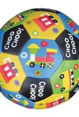 Groovy Trains Soccer Ball